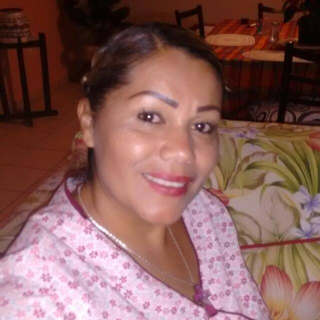 Happiness Care Residence care worker Silvia Márquez portrait.
